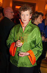 VIVIENNE COX winner of the 2006 Veuve Clicquot Award  at a reception for the winners of the 2006 Veuve Clicquot Award - Business Woman of the Year held at Claridge's Hotel, brook Street, London on 27th April 2006.  This years winner was Vivienne Cox, BP CEO for Gas, Power, Renewables and Integrated Supply & Trading.  The awards were presented by the Rt.Hon.Gordon Brown MP - The Chancellor of the Exchequer.<br />