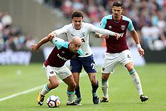 West Ham United v Tottenham Hotspur - 23 Sep 2017