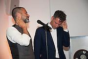 ADAM BROOMBERG; OLIVER CHANARIN, Deutsche Börse photography prize: 2013. Photographer's Gallery. London. 11 June 2013.