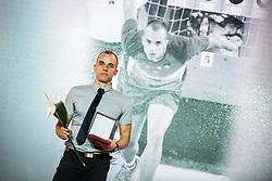 Ales Boricnik at 54th Annual Awards of Stanko Bloudek for sports achievements in Slovenia in year 2018 on February 13, 2019 in Brdo Congress Center, Brdo, Ljubljana, Slovenia,  Photo by Peter Podobnik / Sportida