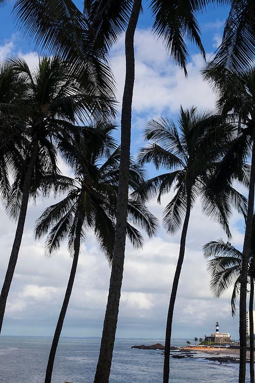 Salvador_BA, Brasil.<br /> <br /> Litoral de Salvador, capital da Bahia. Na foto Farol da Barra na Praia da Barra.<br /> <br /> Coast of Salvador, capital of Bahia. In the photo Farol da Barra in Praia da Barra.<br /> <br /> Foto: RODRIGO LIMA / NITRO