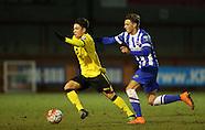 U21 Brighton and Hove Albion v U21 Aston Villa 070316