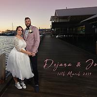 Dejana & Josh's Wedding - 2019