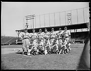 """""""Lucky Beavers. April 15, 1947"""""""
