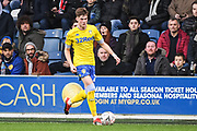 Leeds United Defender Tom Pearce (20) during the The FA Cup match between Queens Park Rangers and Leeds United at the Loftus Road Stadium, London, England on 6 January 2019.