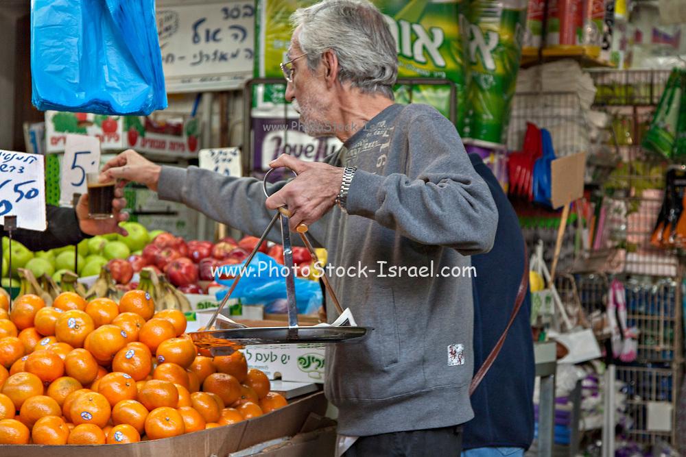 Carmel Market, Tel Aviv, Israel