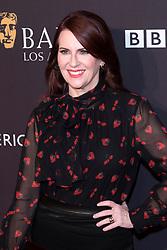 January 6, 2018 - Beverly Hills, Kalifornien, USA - Megan Mullally bei der BAFTA Los Angeles Awards Season Tea Party im Hotel Four Seasons. Beverly Hills, 06.01.2018 (Credit Image: © Future-Image via ZUMA Press)