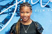 UTRECHT, 25-09-2020 , <br /> <br /> Première Buladó, openingsfilm van het Nederlands Film Festival 2020 bij Kinepolis Bioscoop Jaarbeurs, Utrecht.<br /> <br /> Op de foto:  Tiara Richards