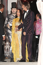 Kim K arrives to Casamigos party as cher in Weho, CA with Jonathan Cheban. 27 Oct 2017 Pictured: Kim k. Photo credit: MEGA TheMegaAgency.com +1 888 505 6342