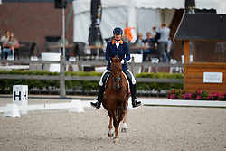 Schoots Lotje, NED, Grace Of Rose<br /> Nederlands Kampioenschap Dressuur <br /> Ermelo 2017<br /> © Hippo Foto - Dirk Caremans<br /> 15/07/2017