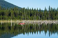 Crane Prairie Reservoir, OR