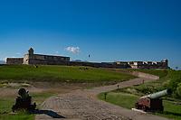 San de la Roca Castle, in Santiago Cuba 2020 from Santiago to Havana, and in between.  Santiago, Baracoa, Guantanamo, Holguin, Las Tunas, Camaguey, Santi Spiritus, Trinidad, Santa Clara, Cienfuegos, Matanzas, Havana