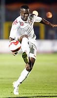 Fotball<br /> Italia<br /> Foto: Inside/Digitalsport<br /> NORWAY ONLY<br /> <br /> Shabani Nonda (Roma)<br /> <br /> Friendly match<br /> 9 Aug 2007 <br /> Frosinone v Roma (0-1)