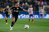 Bayer 04 Leverkusen´s Spahic during the UEFA Champions League round of 16 second leg match between Atletico de Madrid and Bayer 04 Leverkusen at Vicente Calderon stadium in Madrid, Spain. March 17, 2015. (ALTERPHOTOS/Victor Blanco)