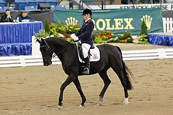 Pitt Jo (GBR) - Estralita<br /> Alltech FEI World Equestrian Games <br /> Lexington - Kentucky 2010<br /> © Hippo Foto - Leanjo de Koster