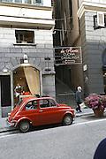Maria, Vico Testadoro, 14r. The Best Restaurants in Genoa