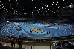 07.03.2014, Ergo Arena, Sopot, POL, IAAF, Leichtathletik Indoor WM, Sopot 2014, Tag 1, im Bild hala ergo arena // hala ergo arena during day one of IAAF World Indoor Championships Sopot 2014 at the Ergo Arena in Sopot, Poland on 2014/03/07. EXPA Pictures © 2014, PhotoCredit: EXPA/ Newspix/ Michal Fludra<br /> <br /> *****ATTENTION - for AUT, SLO, CRO, SRB, BIH, MAZ, TUR, SUI, SWE only*****