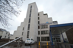 © Licensed to London News Pictures. 03/03/2012. London, UK. Wellington Hospital in Saint John's Wood, London, where Prince Friso of the Netherlands is being cared for. Prince Johan Friso has been in a coma since a skiing accident two weeks ago. Photo credit : Ben Cawthra/LNP