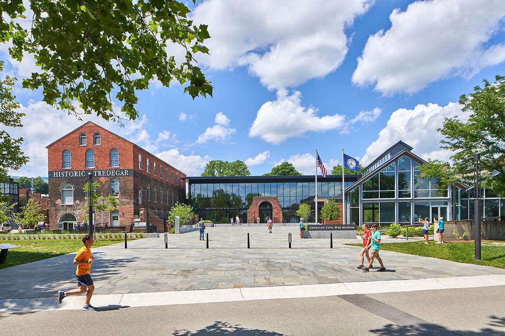 The American Civil War Museum | 3north Architects | Richmond, Virginia