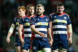 Chris Brooker of Bristol Rugby looks on - Rogan Thomson/JMP - 11/12/2016 - RUGBY UNION - Ashton Gate Stadium - Bristol, England - Bristol Rugby v Pau - European Rugby Challenge Cup.