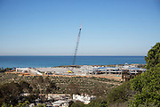 Construction on the Outlets at San Clemente