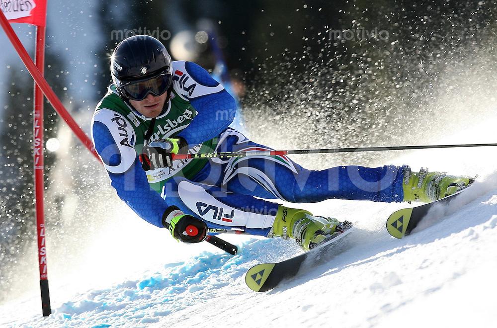 Ski Alpin; Saison 2006/2007  41. Weltcup Riesenslalom Herren Manfred Moelgg (ITA)
