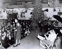1944 Lena Horne At The Hollywood Canteen
