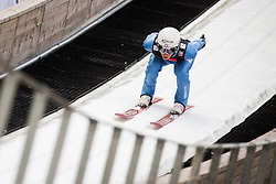 Alex Insam (ITA) during the Ski Flying Hill Individual Competition on Day Two of FIS Ski Jumping World Cup Final 2017, on March 24, 2017 in Planica, Slovenia. Photo by Ziga Zupan / Sportida