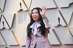 February 24, 2019 - Los Angeles, California, U.S - AWKWAFINA during red carpet arrivals for the 91st Academy Awards, presented by the Academy of Motion Picture Arts and Sciences (AMPAS), at the Dolby Theatre in Hollywood. (Credit Image: © Kevin Sullivan via ZUMA Wire)