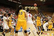 NCAA Women's Basketball, Second Round<br />  No.3 Ohio State vs. No.11 Central Michigan