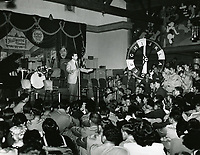 1943 Eddie Cantor at Hollywood Canteen
