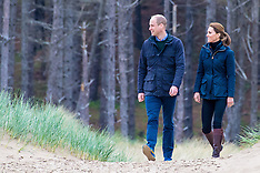 Prince William and Catherine Duchess of Cambridge visit to Wales - 08 May 2019