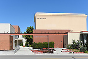 Robert Cohen Theater at the Claire Trevor School of the Arts on the Campus of the University of California Irvine, UCI