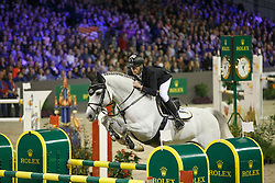 Ehning Marcus, (GER), Cornado NRW <br /> Winner of the Rolex Grand Prix<br /> Indoor Brabant - 's Hertogenbosch 2016<br /> © Hippo Foto - Dirk Caremans<br /> 13/03/16