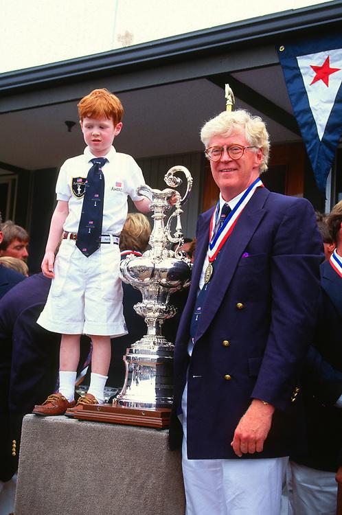 Wyatt<br /> America's Cup 1992<br /> Winner AMERICA3<br /> San Diego