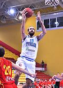 DESCRIZIONE : Skopje Nazionale Italia Uomini Torneo internazionale Italia Montenegro Italy Montenegro<br /> GIOCATORE : Luigi Datome<br /> CATEGORIA : tiro penetrazione<br /> SQUADRA : Italia Italy<br /> EVENTO : Torneo Internazionale Skopje<br /> GARA : Italia Montenegro Italy Montenegro<br /> DATA : 25/07/2014<br /> SPORT : Pallacanestro<br /> AUTORE : Agenzia Ciamillo-Castoria/A.Scaroni<br /> Galleria : FIP Nazionali 2014<br /> Fotonotizia : Skopje Nazionale Italia Uomini Torneo internazionale Italia Montenegro Italy Montenegro