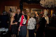 Catherine Blythe. ' The Art Of Conversation.' Book launch. Ralph Lauren. New Bond St. London. 4 November 2008.  *** Local Caption *** -DO NOT ARCHIVE-© Copyright Photograph by Dafydd Jones. 248 Clapham Rd. London SW9 0PZ. Tel 0207 820 0771. www.dafjones.com.