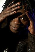 Baaba Maal 2012 Studio portraits