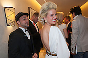 LEX RENEECE; KASSIE LOW, 2013 Bar and Club awerds. Intercontinental. London. 4 June 2013