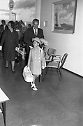 25/08/1963<br /> 08/25/1963<br /> 25 August 1963<br /> Royal Visit by Prince Rainier and Princess Grace of Monaco. The Royal family arrive at Dublin Airport. Prince Rainier and daughter Caroline  at Dublin Airport.