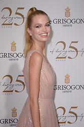 Daphne Groeneveld attending the DeGrisogono party during the 71st Cannes Film Festival in Antibes, France, on May 15, 2018. Photo by Julien Reynaud/APS-Medias/ABACAPRESS.COM
