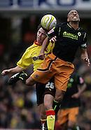 Watford v Wolverhampton Wanderers 251008