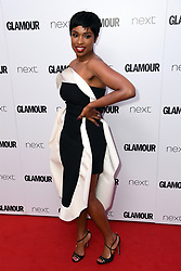 Jennifer Hudson attending the Glamour Women of the Year Awards 2017 in association with NEXT, Berkeley Square Gardens, London