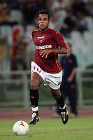 Roma 29/8/2004 Amichevole di presentazione AS Roma. Friendly match Roma - Iran 5-3. Amantino Mancini Roma<br /> <br /> Foto Andrea Staccioli Graffiti