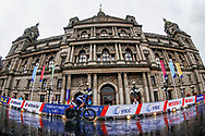Time Trial Women 32,3 km, Audrey Cordon Ragot (France) during the Road Cycling European Championships Glasgow 2018, in Glasgow City Centre and metropolitan areas Great Britain, Day 7, on August 8, 2018 - photo Luca Bettini / BettiniPhoto / ProSportsImages / DPPI<br /> - restriction - Netherlands out, Belgium out, Spain out, Italy out