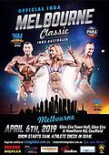 INBA Melbourne Classic April 6 2019 logo
