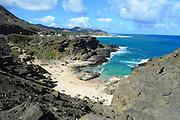 Halona Beach, aka From Here to Eternity Beach, Oahu, Hawaii