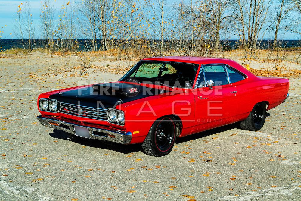 1969 Plymouth Roadrunner 440 6 BBL / Jason Fry