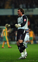 Photo: Tony Oudot.<br /> Queens Park Rangers v Norwich City. Coca Cola Championship. 08/10/2007.<br /> Queens Park Rangers goalkeeper Lee Camp celebrates their first goal