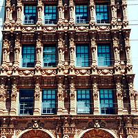 Mission High School facade